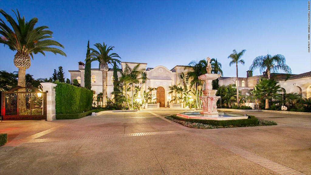 America 39 s most expensive home for sale 195 million - Residence principale don taylor design ...