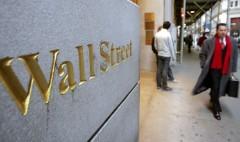 Bonus bummer on Wall Street