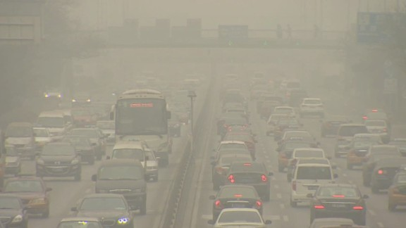 Pollution is driving foreign executives out of China