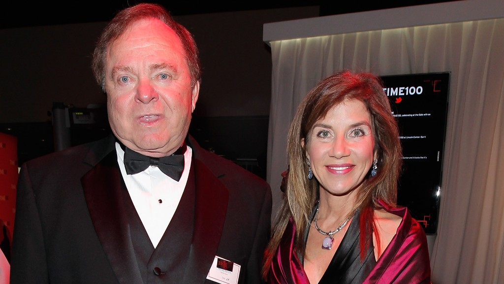 Oil baron to pay $1 billion in divorce