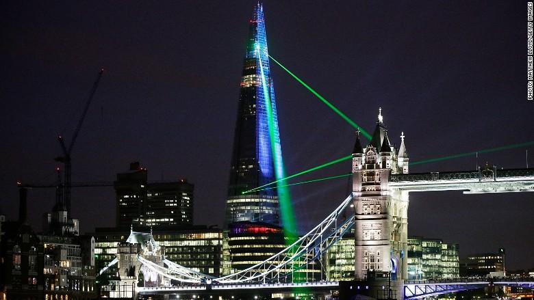 China and Qatar buying London properties
