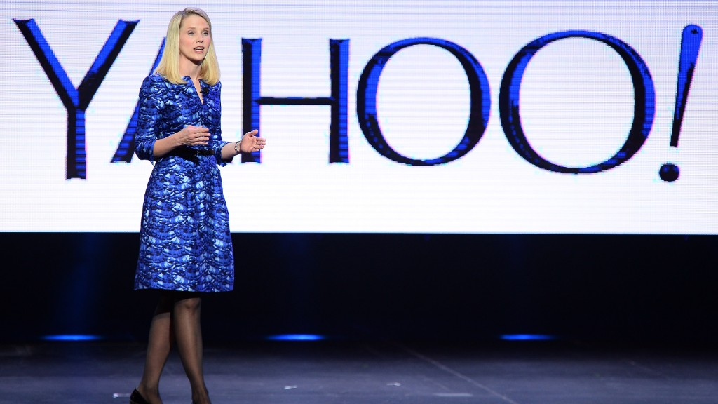 Marissa Mayer in 90 seconds