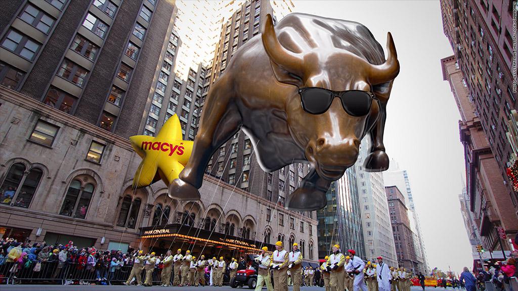 bull balloon