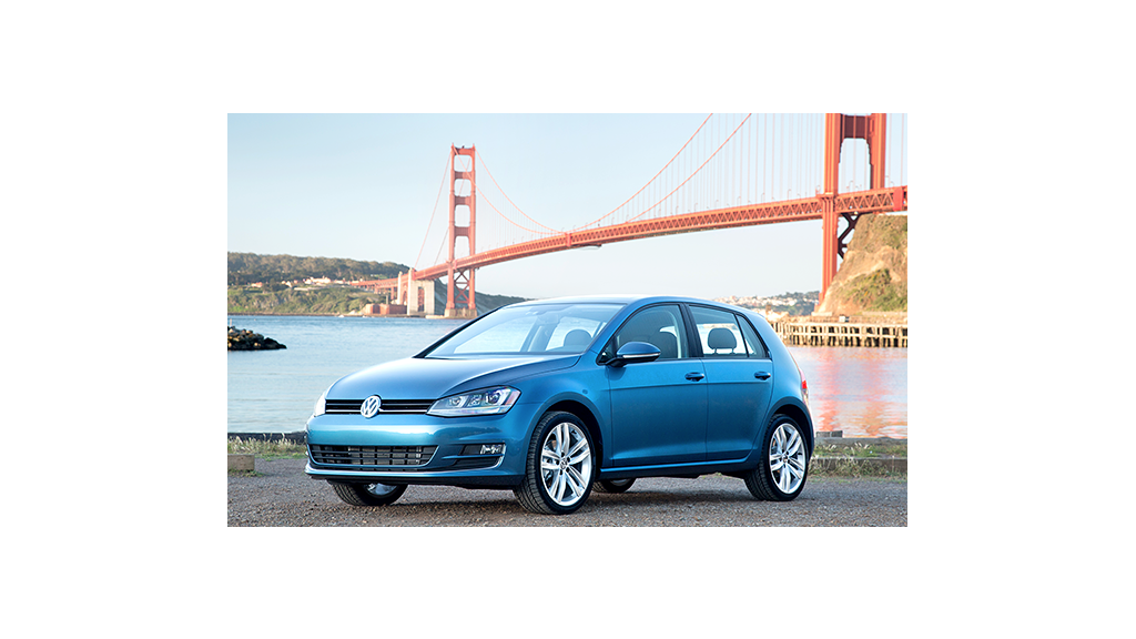 Volkswagen Golf: Car of the year