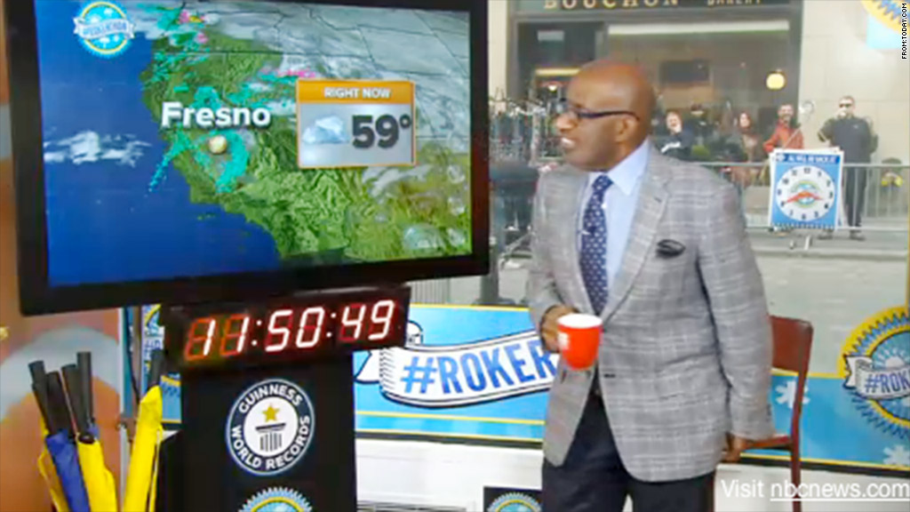 al roker weather rokerthon