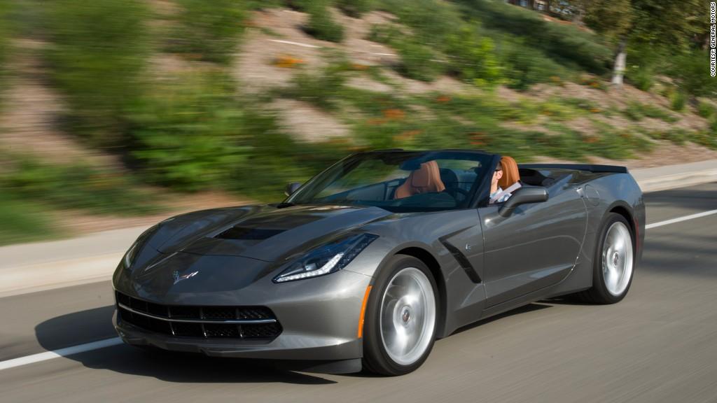 sports car chevrolet corvette kelley blue book names best buy cars cnnmoney. Black Bedroom Furniture Sets. Home Design Ideas