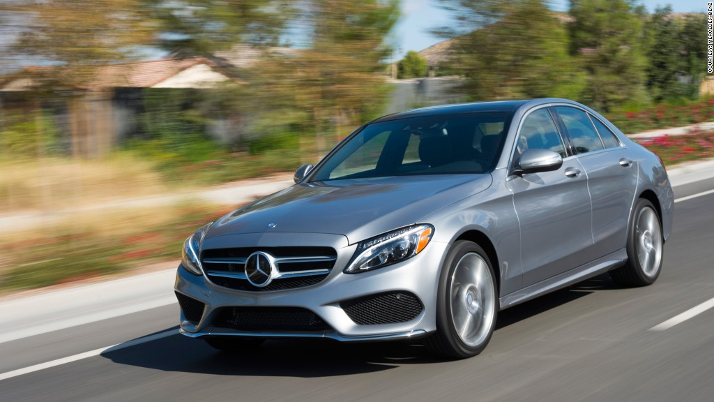 Luxury Car Mercedes Benz C Class Kelley Blue Book Names Best