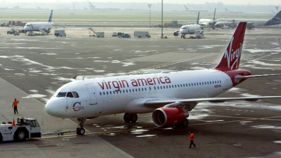 Virgin America stock soars 25% after IPO