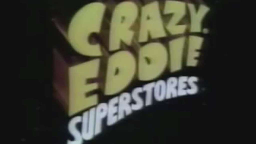 Crazy Eddie's most 'insane' commercials