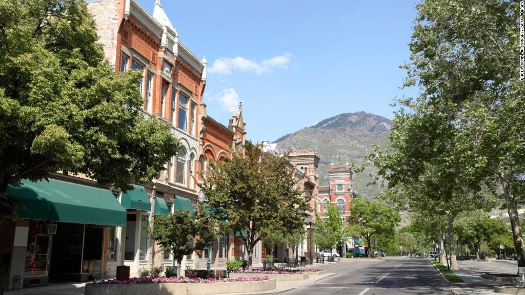 Provo Utah 5 Best Cities To Grow Older In Cnnmoney
