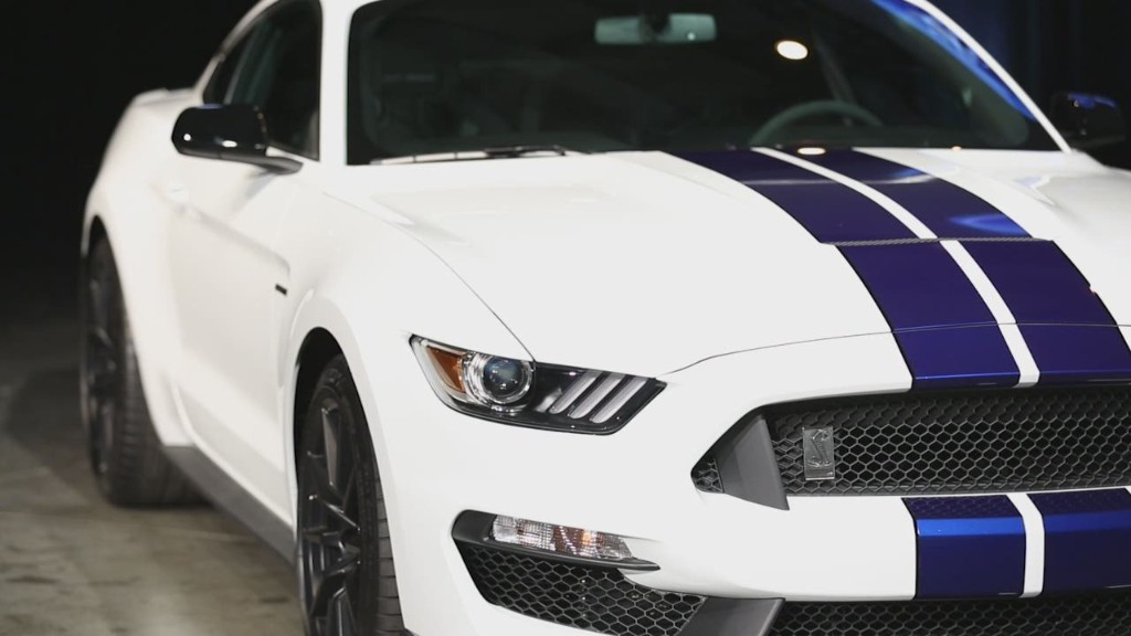 2015 Ford Shelby: More than fast