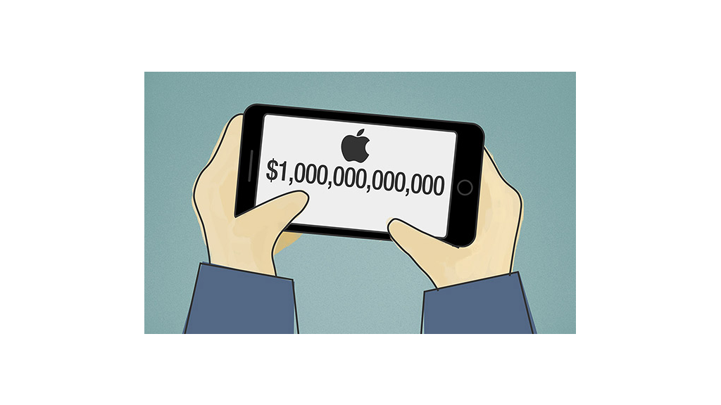Apple moves closer to $1 trillion