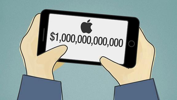 Will Apple soon be worth $1 trillion?