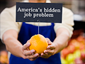 Part-time jobs put millions in poverty or close to it