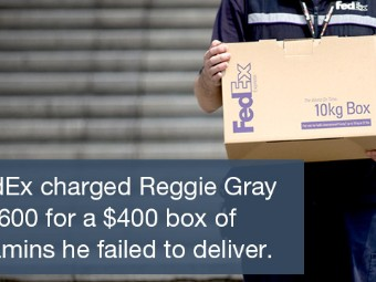 The FedEx driver who sued and won