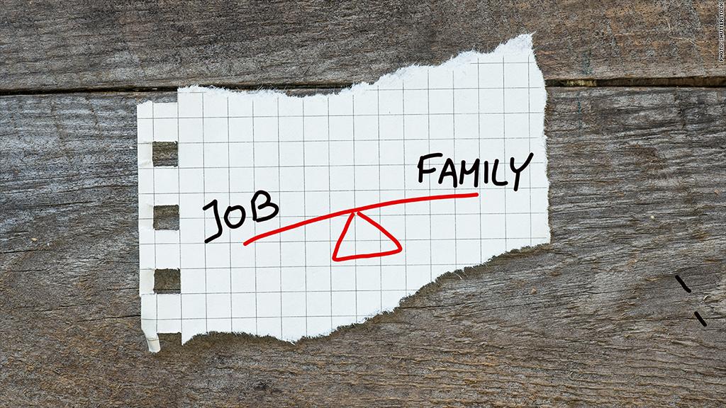 work family balance