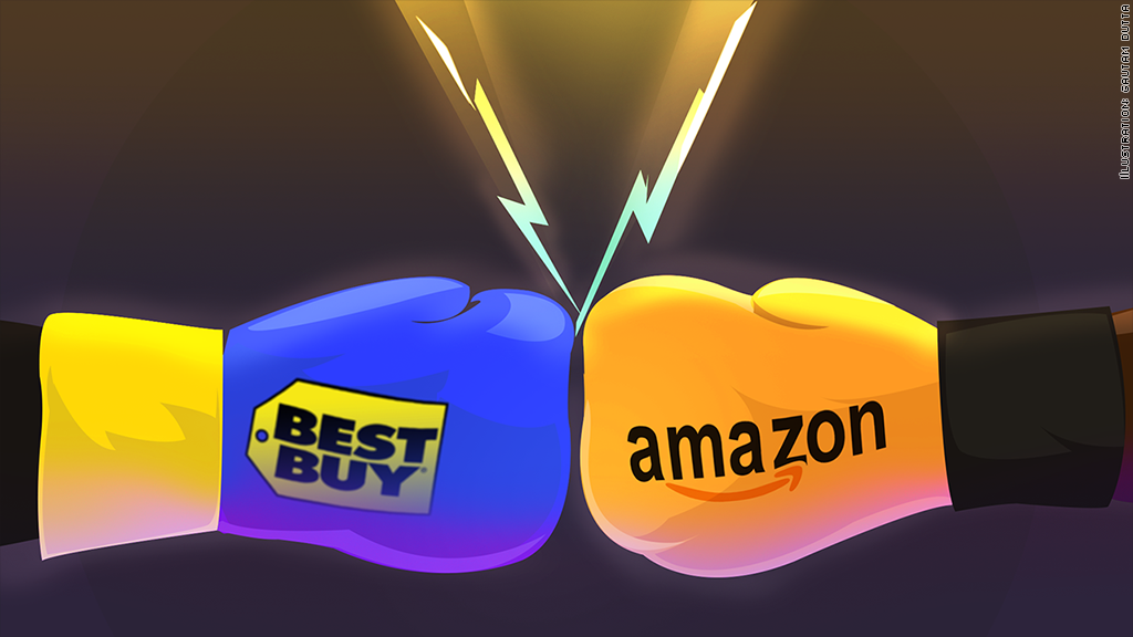 best buy amazon boxing match