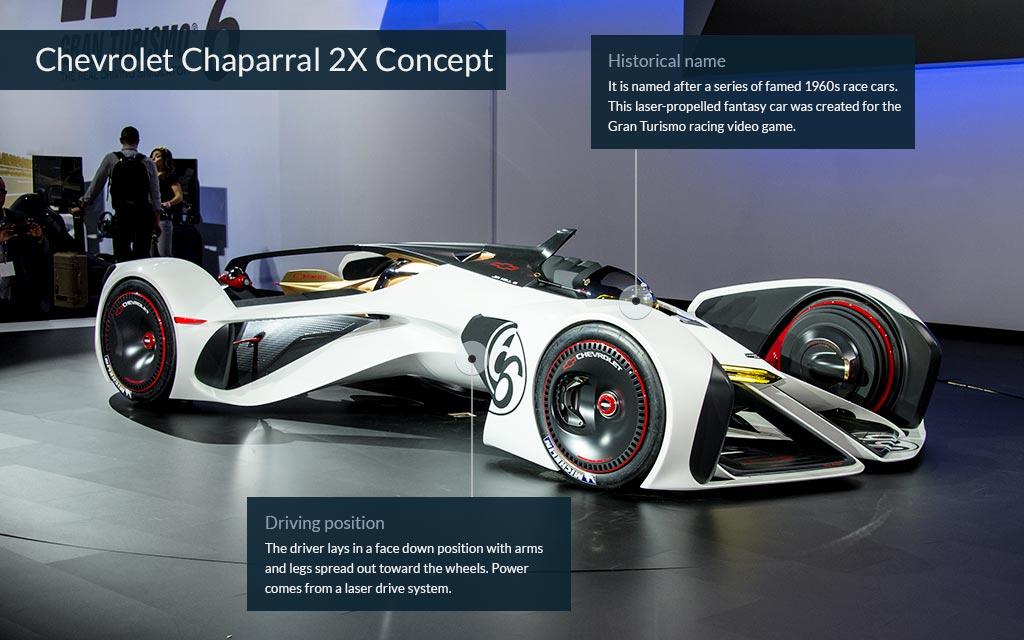 Gallery 2014 La Auto Show Chevrolet Chapparal Concept