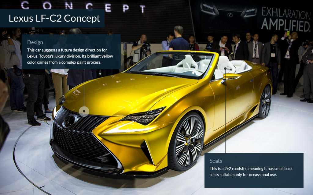 Gallery 2014 La Auto Lexus Lf C2 Concept