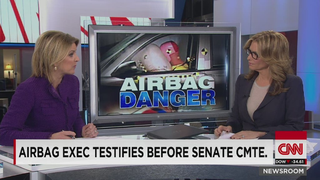 Why 8 million airbags are being recalled