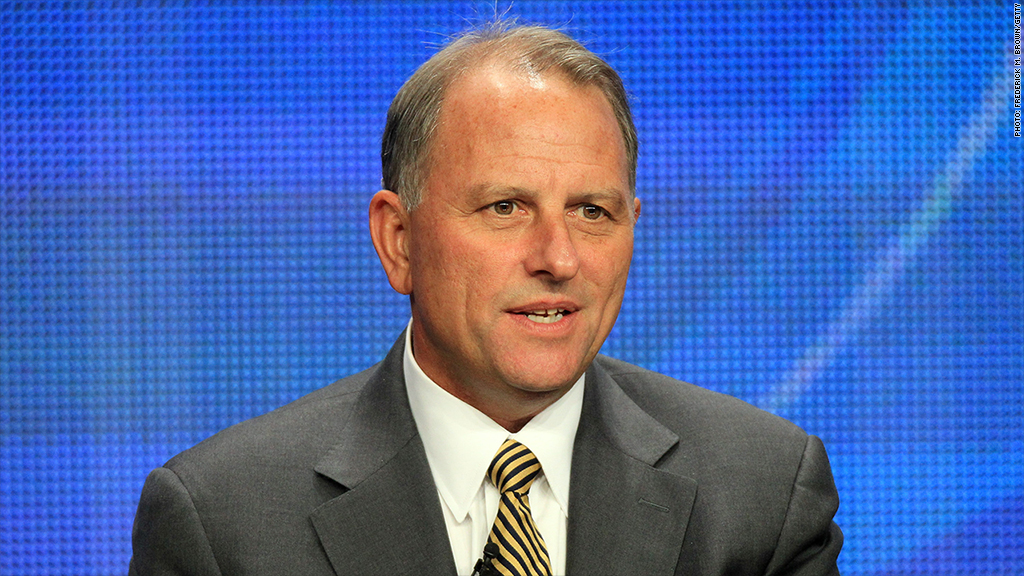 Jeff Fager claims he was sacked  over a text message