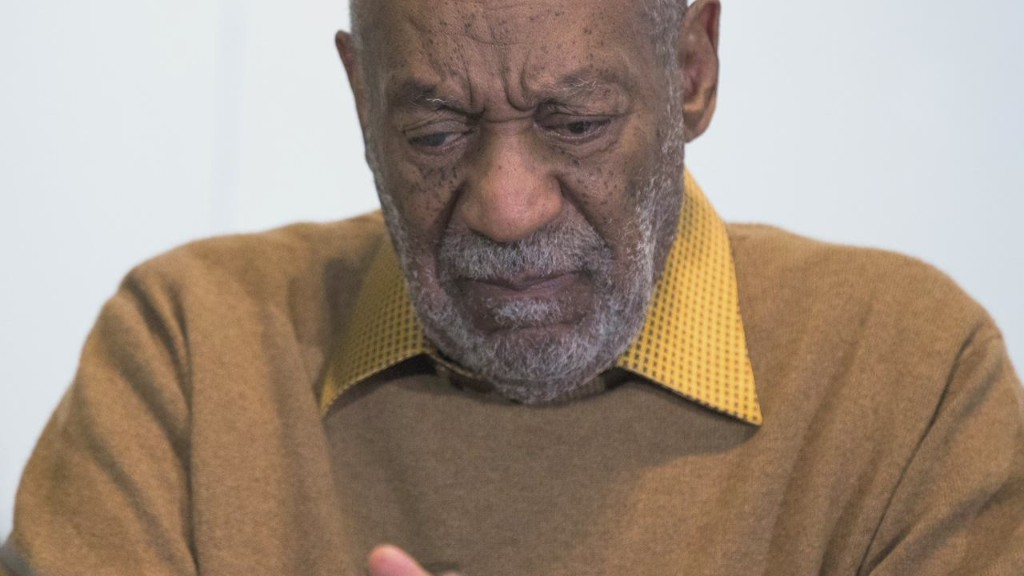 Cosby dealt another blow with AP video