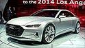 2014 la auto show audi prologue concept