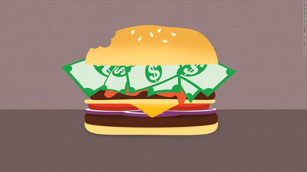cash burger