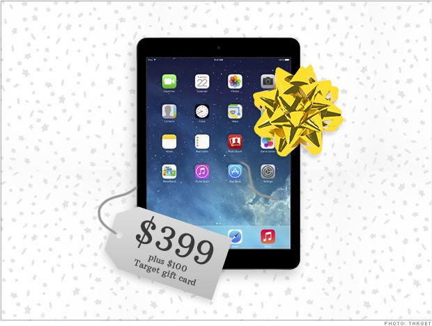 black friday quiz ipad