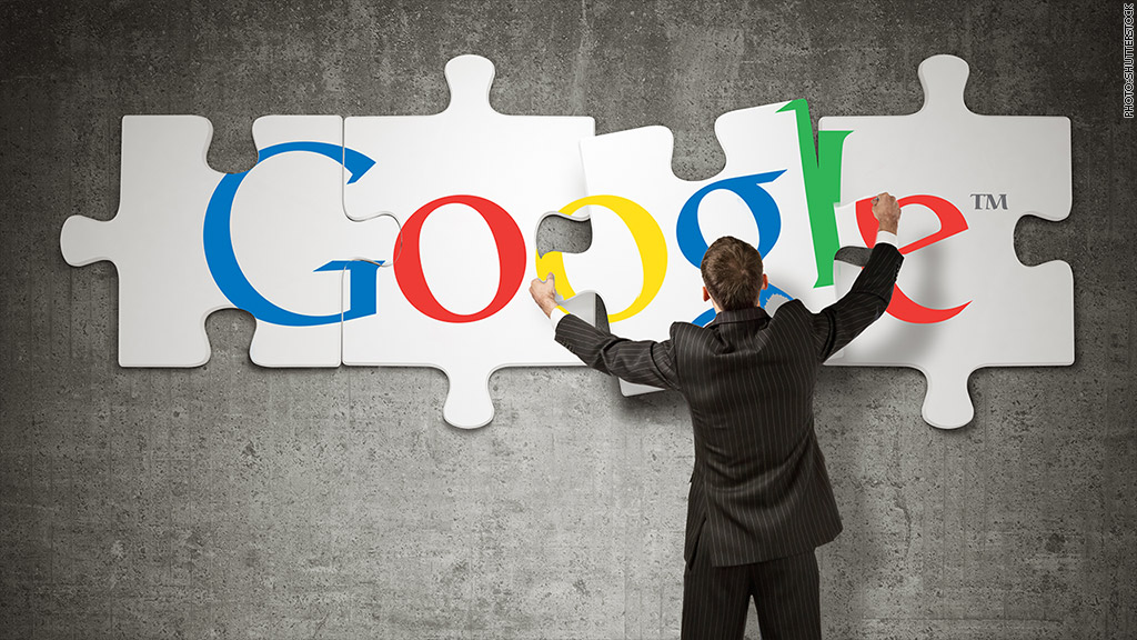 google break up
