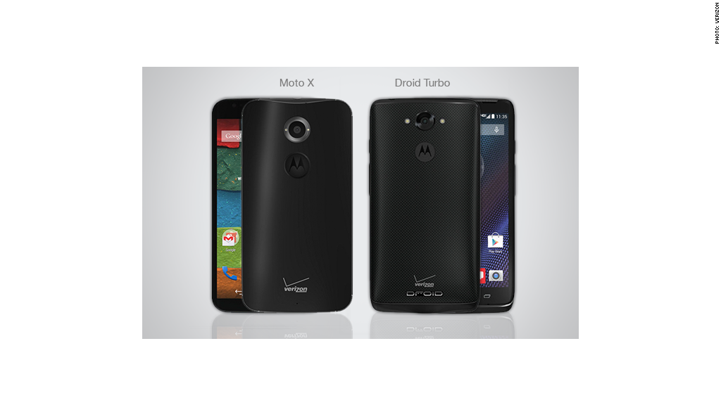 motox droid turbo design