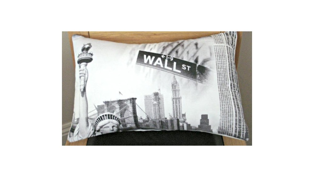 veedubz wall street pillow