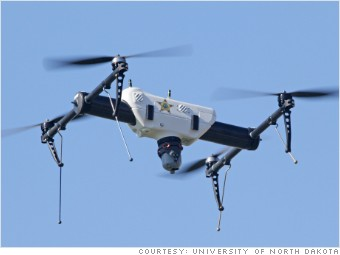 Drone pilot wanted: Starting salary $100,000