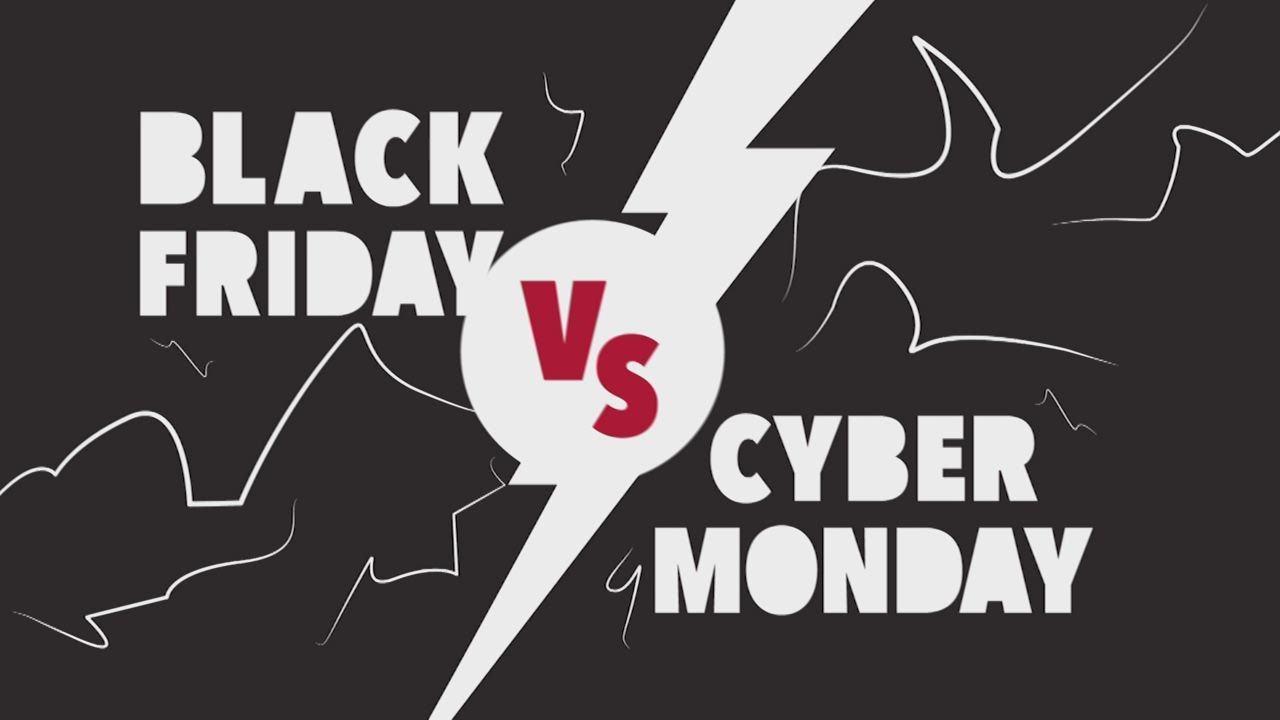 cyber day_Black Friday vs. Cyber Monday - Video - Personal Finance