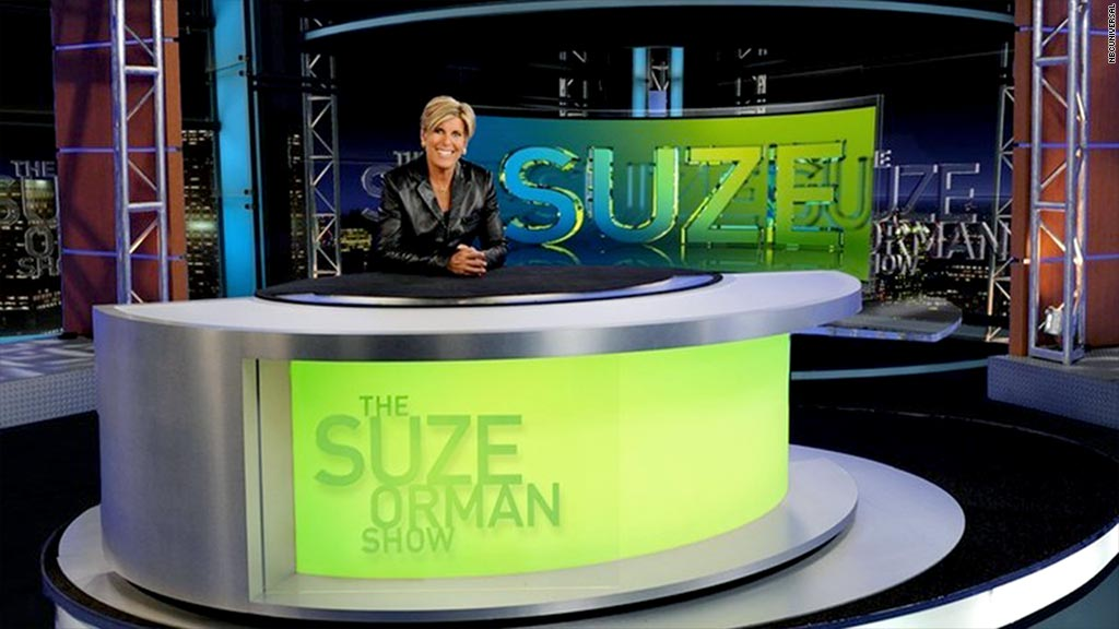 suze orman show