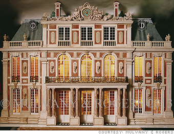 luxury dollhouse versailles