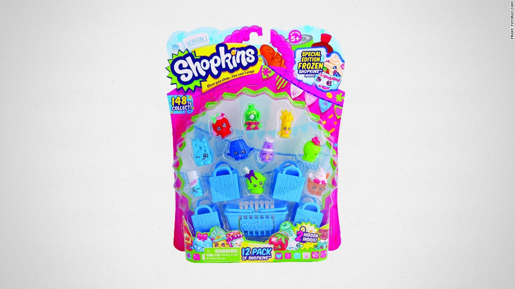 top trending toys 2014 shopkins