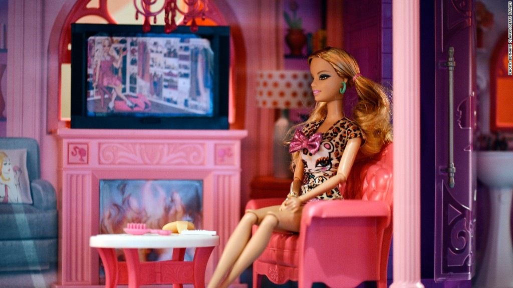top trending toys 2014 barbie dream house