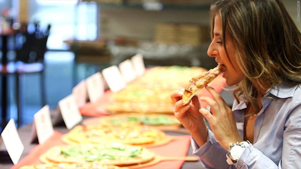 Where Is Pizza Hut Test Kitchen