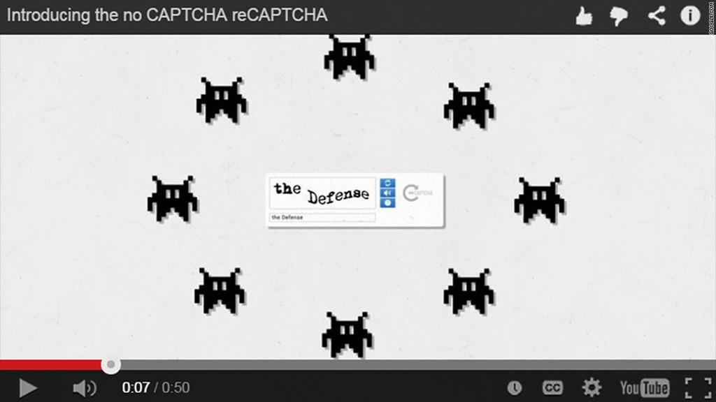 captcha recaptcha