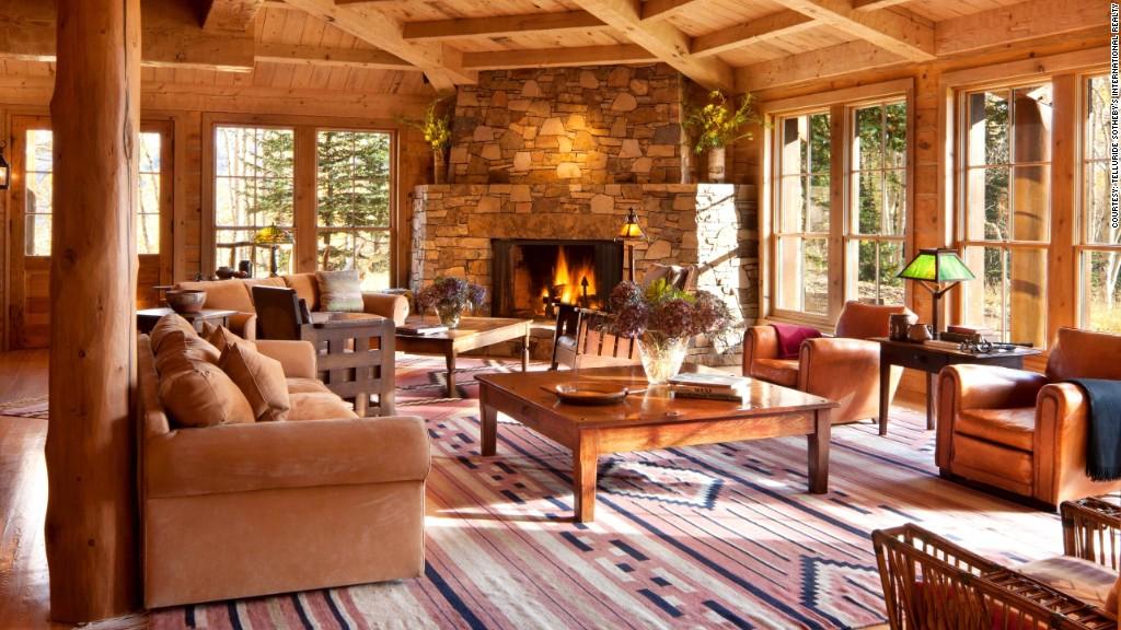 buy tom cruise 39 s colorado getaway for 59 million. Black Bedroom Furniture Sets. Home Design Ideas