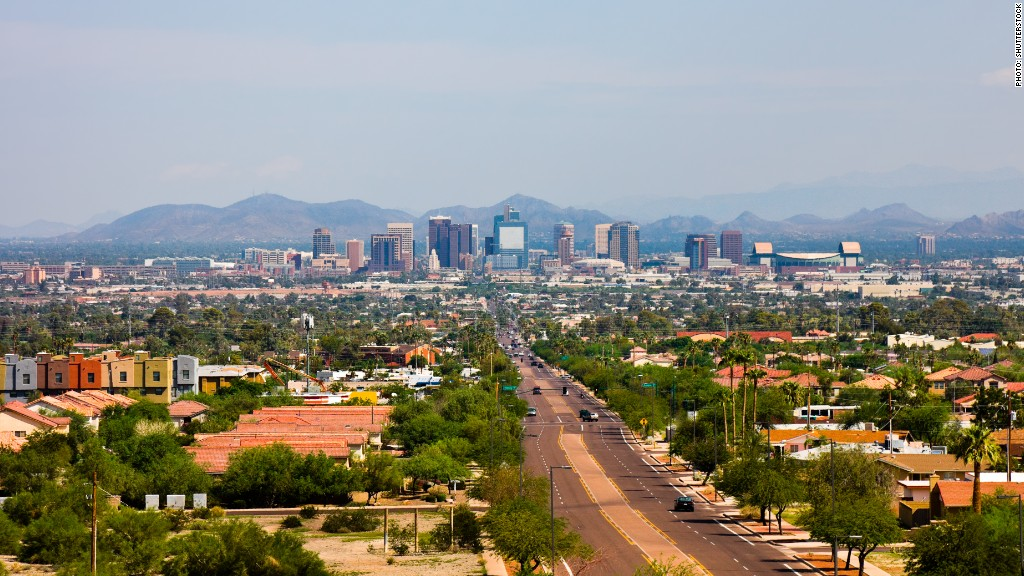 strong housing markets phoenix