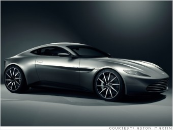 James Bond S New Aston Martin Sells For 3 5 Million