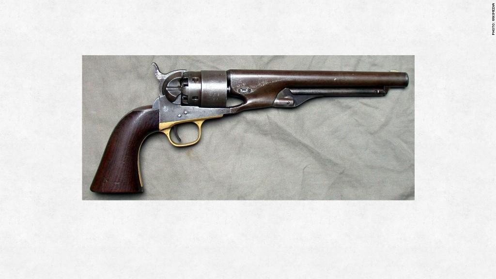guns colt 1860