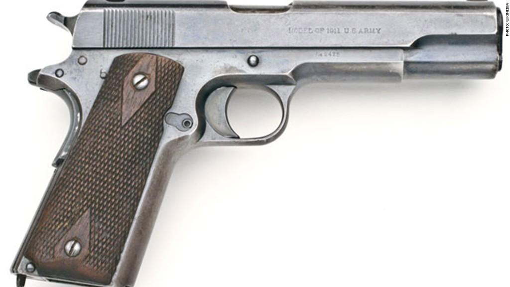 guns colt 1911