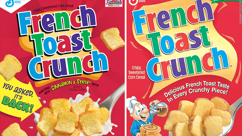 French Toast Crunch is back