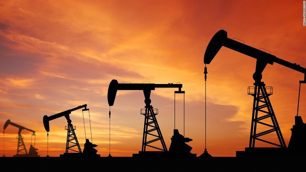 shale oil OPEC capex