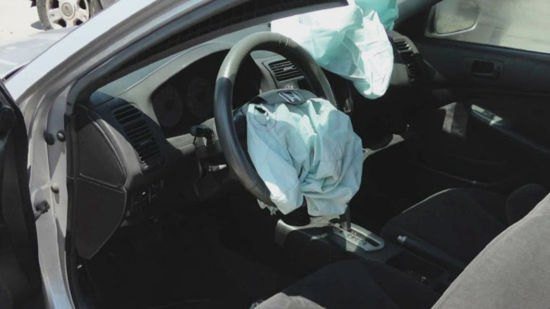 Recalled cars with exploding airbags: Is yours on the list?