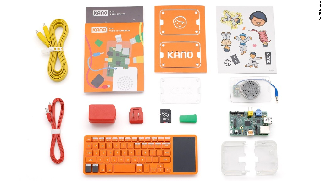 kano kit components