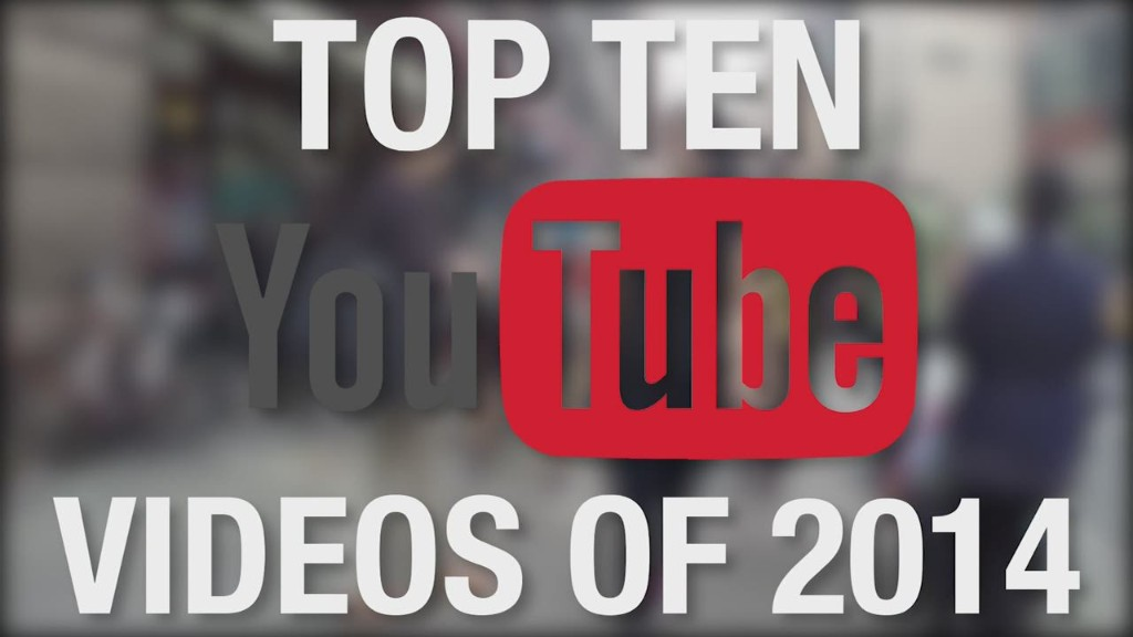 See 2014's top YouTube videos in :90